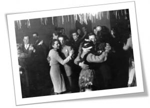 Carnevale a Novoli negli anni '50